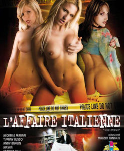 L'affaire italienne cover face