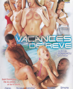 Vacances de reve cover face