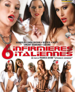6 infirmières Italiennes cover face