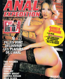 Anal expédition cover face