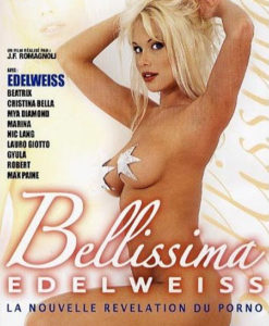 Bellissima Edelweiss cover face