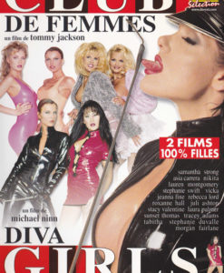 Club de femmes et diva gilrs cover face