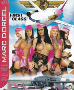 Dorcel airlines first class cover face