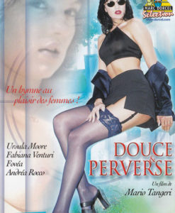 Douce et perverse cover face