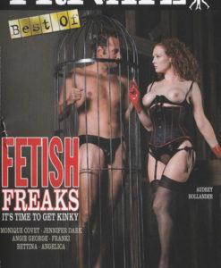 Fetish freaks cover face