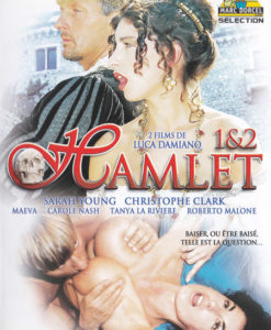 Hamlet 1 et 2 cover face