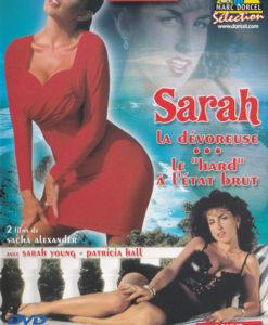 Sarah la dévoreuse le hard à l'état brut cover face