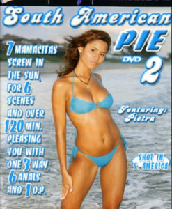 South american pie 2 cover face