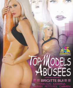 Top models abusées cover face