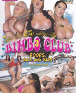 Bimbo club boobs, sex and sun cover face