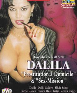 Dalila prostitution à domicile et sex mission cover face