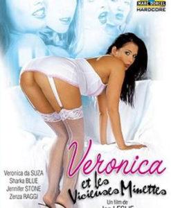 Veronica et les vicieuses minettes cover face