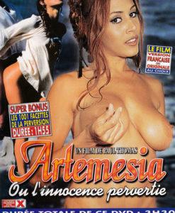 Artemesia ou l'innocence pervertie cover face