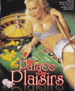 Le palace des plaisirs cover face