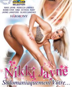 Nikki Jayne sodomaniaquement votre cover face