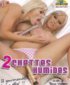 2 chattes humides cover face
