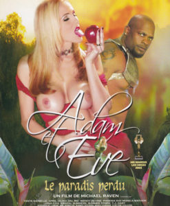 Adam et Eve le paradis perdu cover face