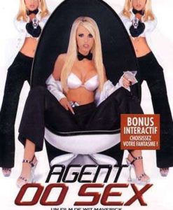 Agent 00 sex cover face