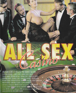 All sex casino cover face
