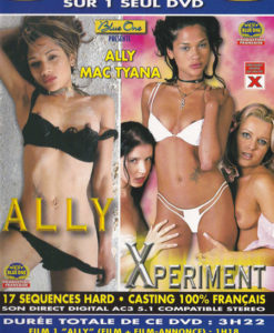 Ally et Xpériment cover face
