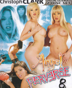 Angel perverse 8 cover face