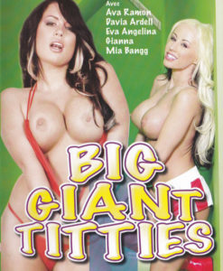 Big giant titties cover face