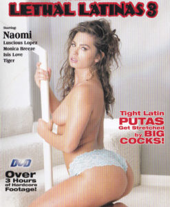 Lethal Latinas 3 cover face