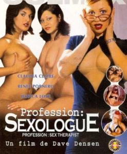 Profession sexologue cover face