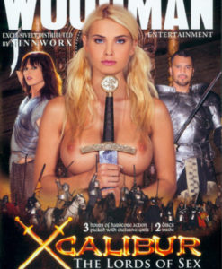 Xcalibur the lords of sex cover face