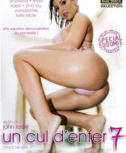 Un cul d'enfer 7 cover face