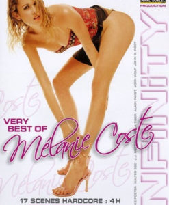 Very best of Mélanie Coste cover face