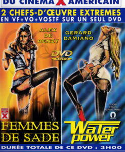 Water power Femme de sade cover face